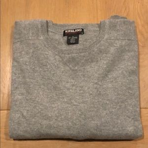 Kirkland signature 100% cashmere sweater